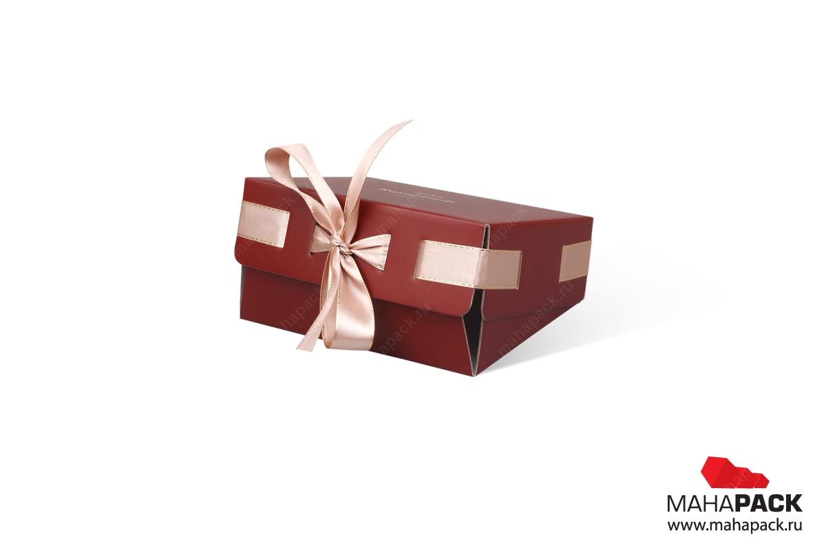 упаковка для сувениров на корпоративные праздники