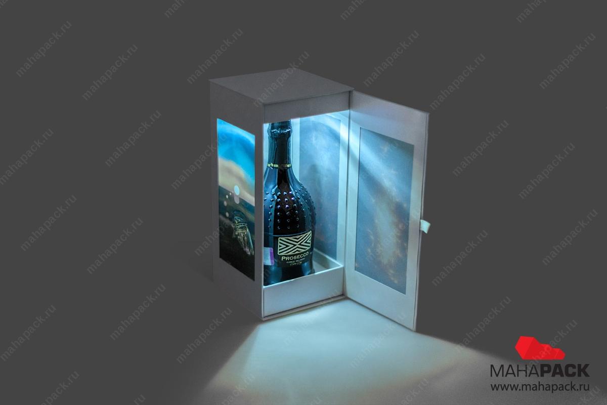 коробки подарочные - производство в москве