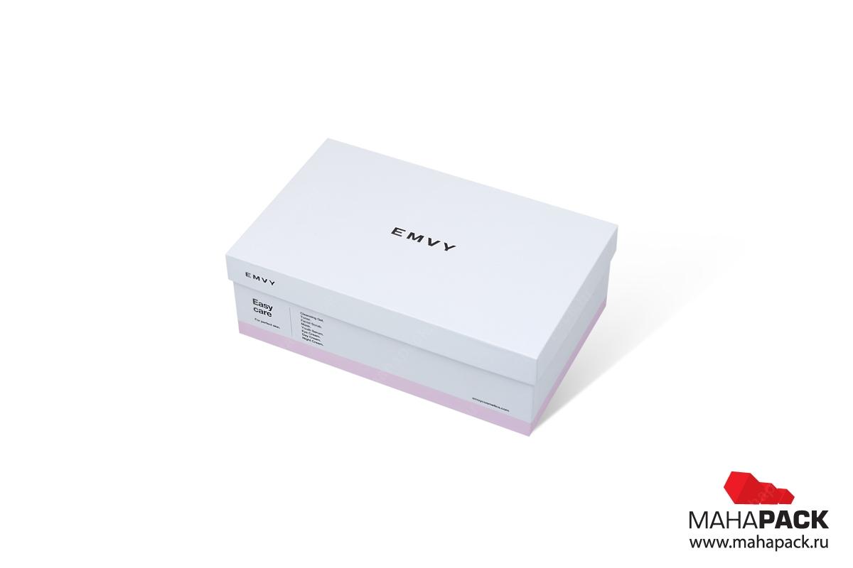 упаковка подарочная коробка крышка-дно