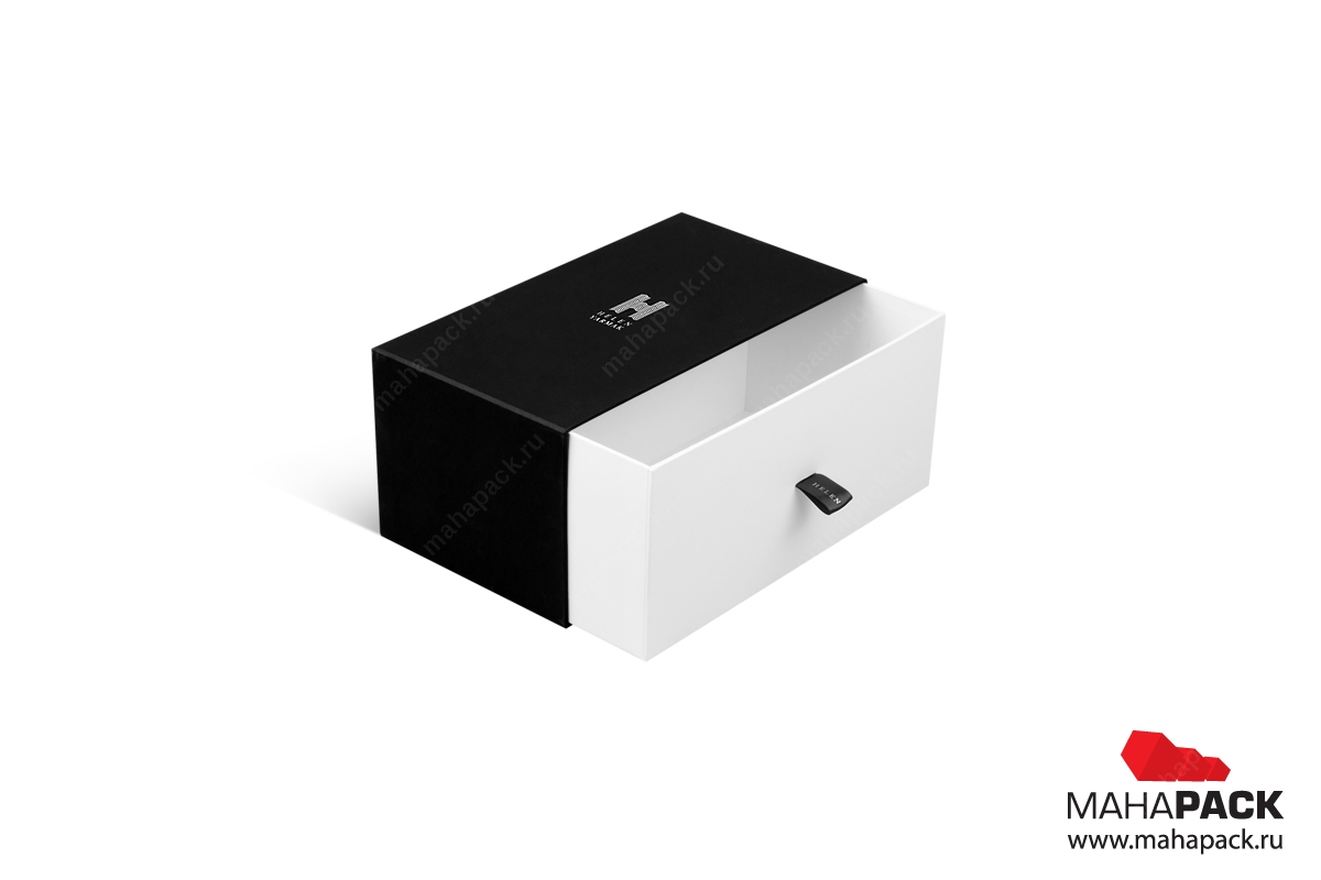 заказать коробки с логотипом