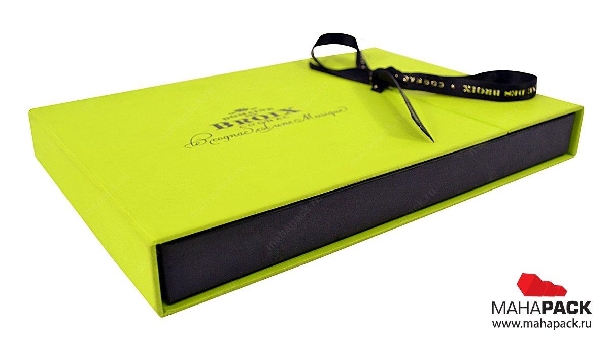 Фирменная упаковка для подарочного набора