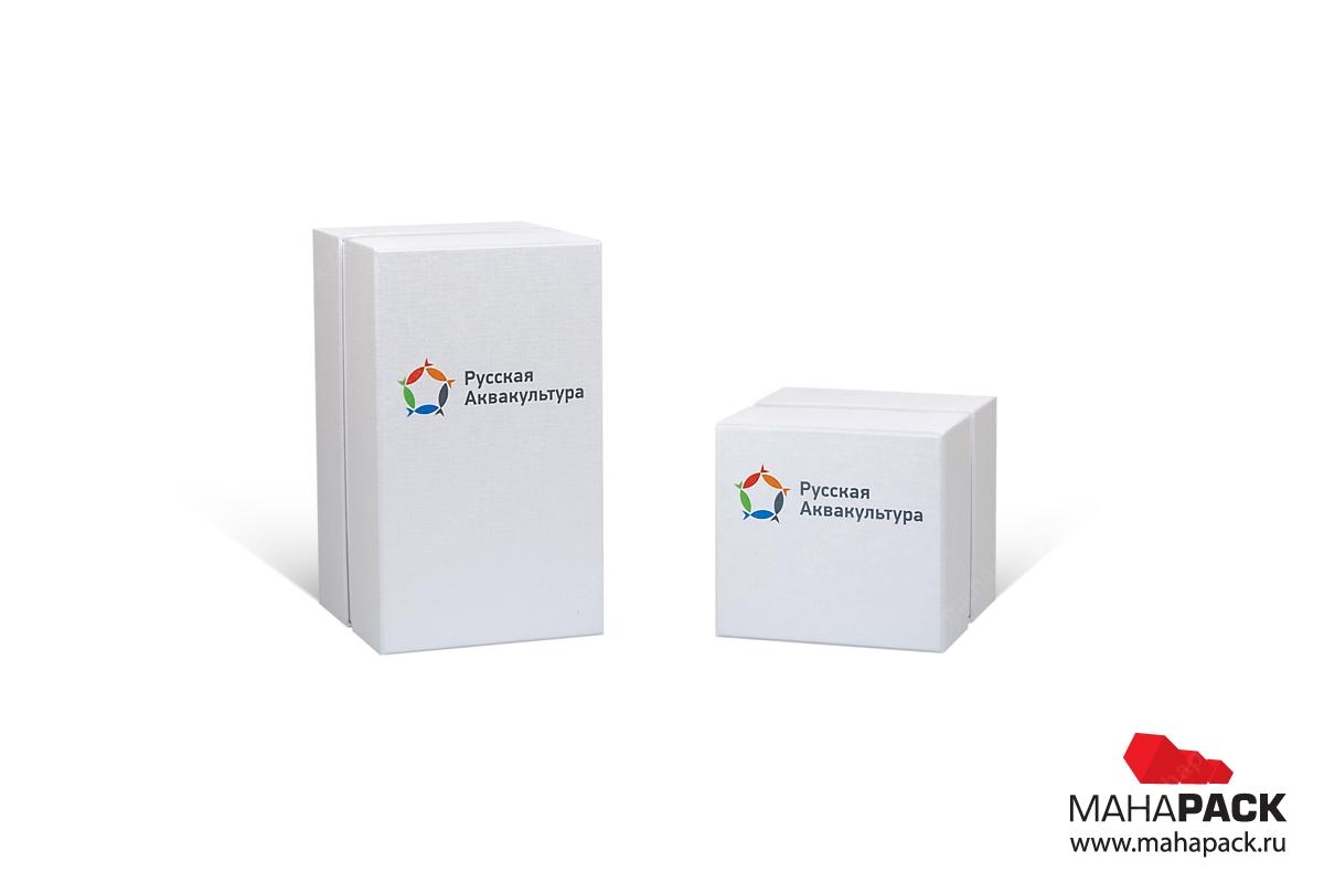 кашированная упаковка брендированная