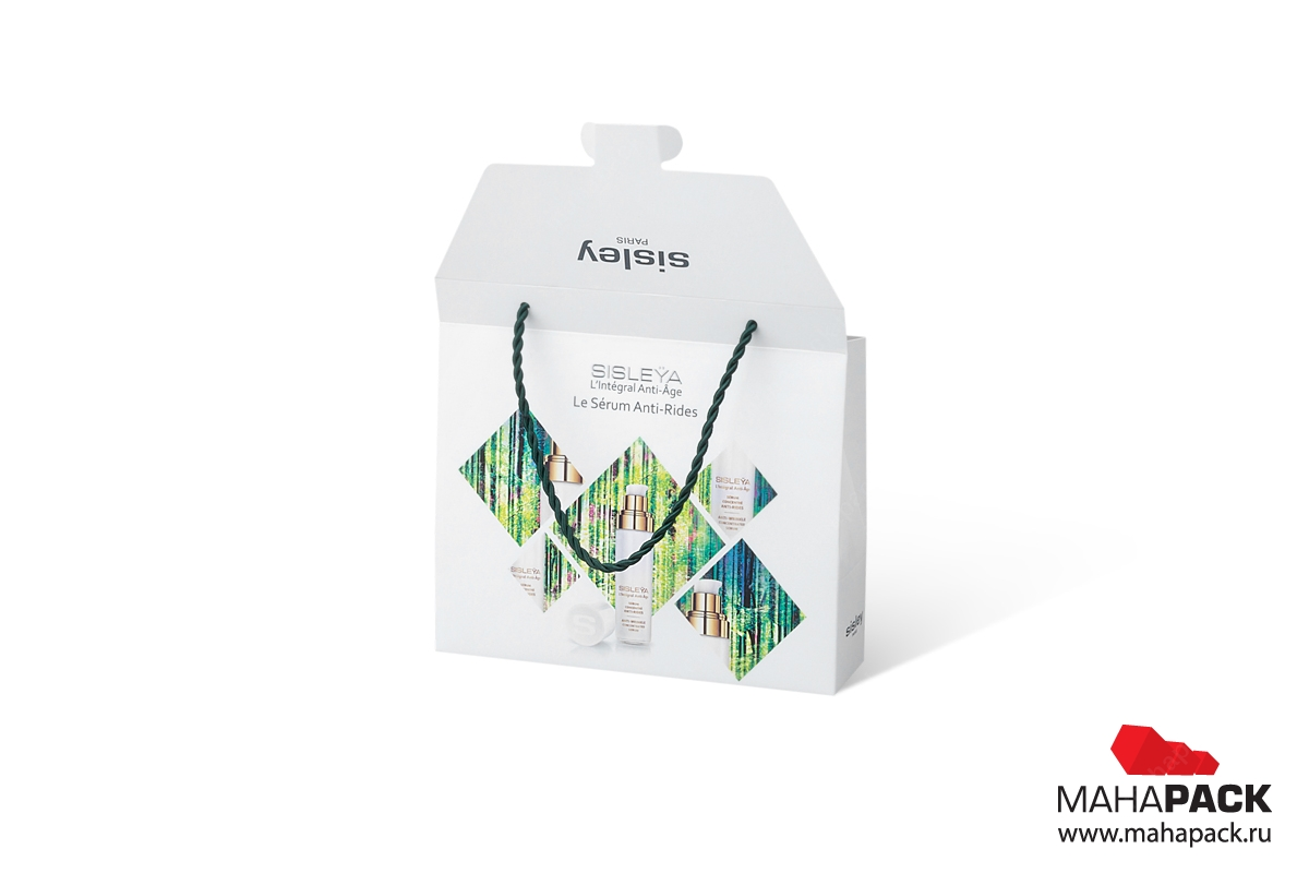 упаковка коробочки - фирменный пакет вип