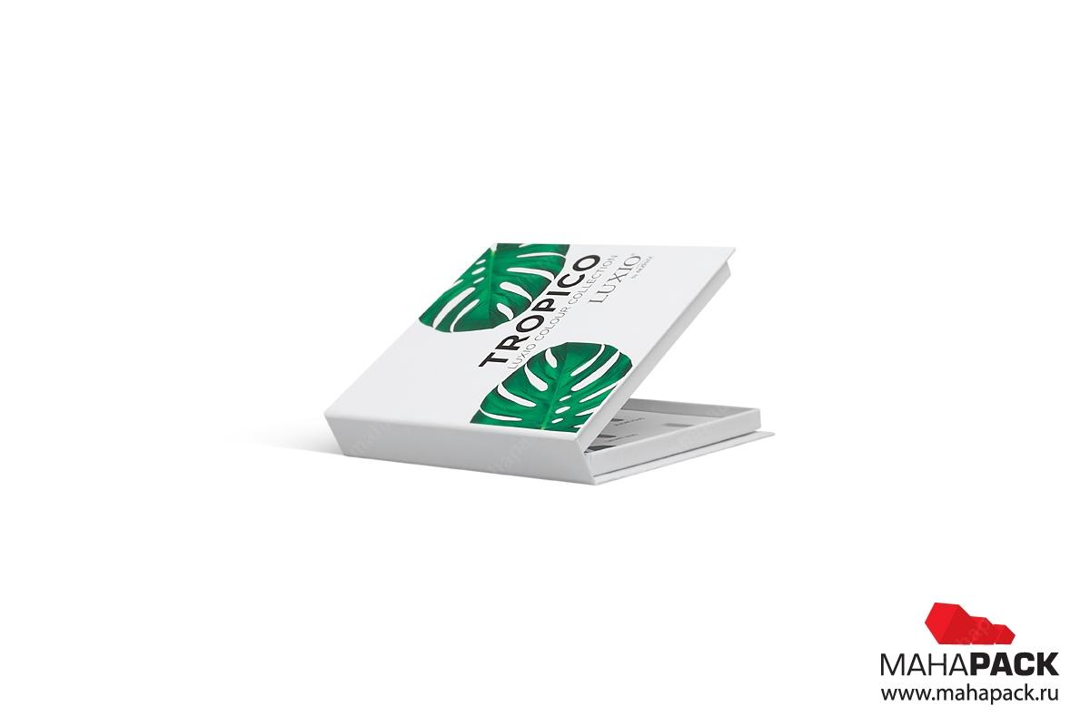 папка для образцов продукции для выставки