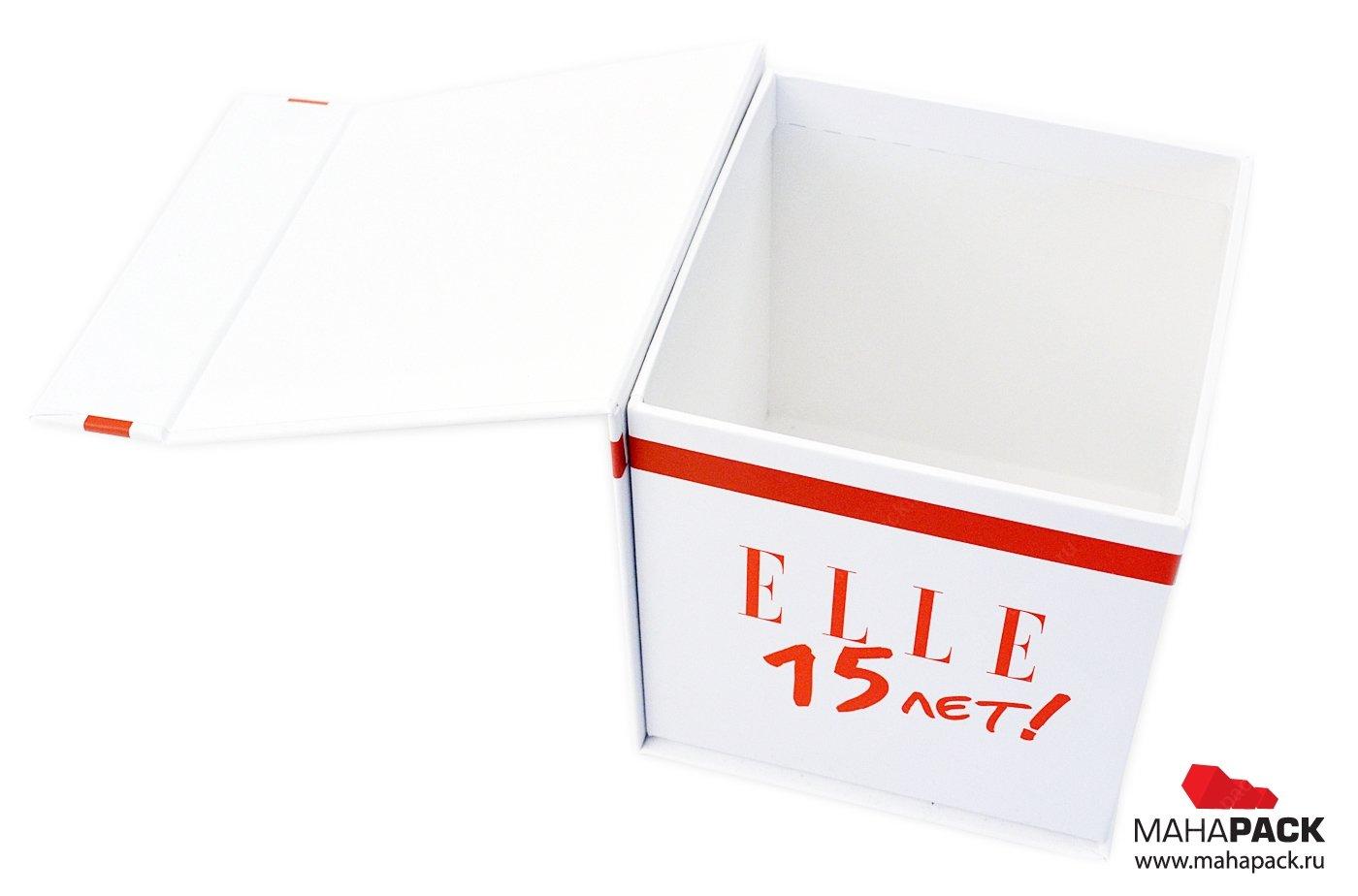 Эксклюзивная подарочная упаковка к юбилею компании