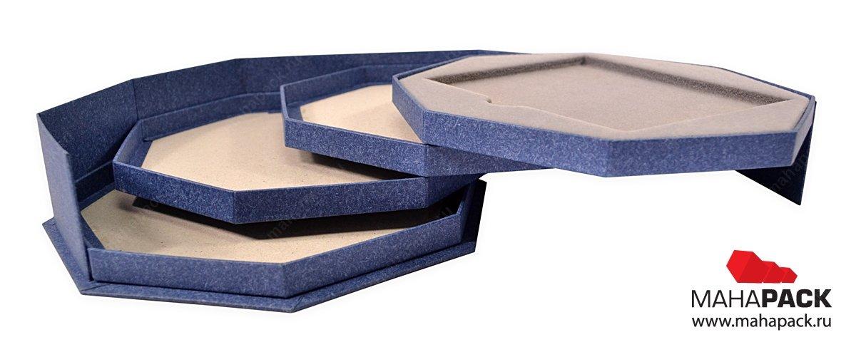 Эксклюзивная упаковка-трансформер для бизнес-сувениров