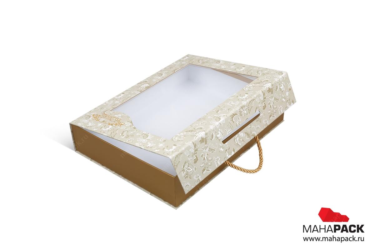 кашированные коробки из премиального картона