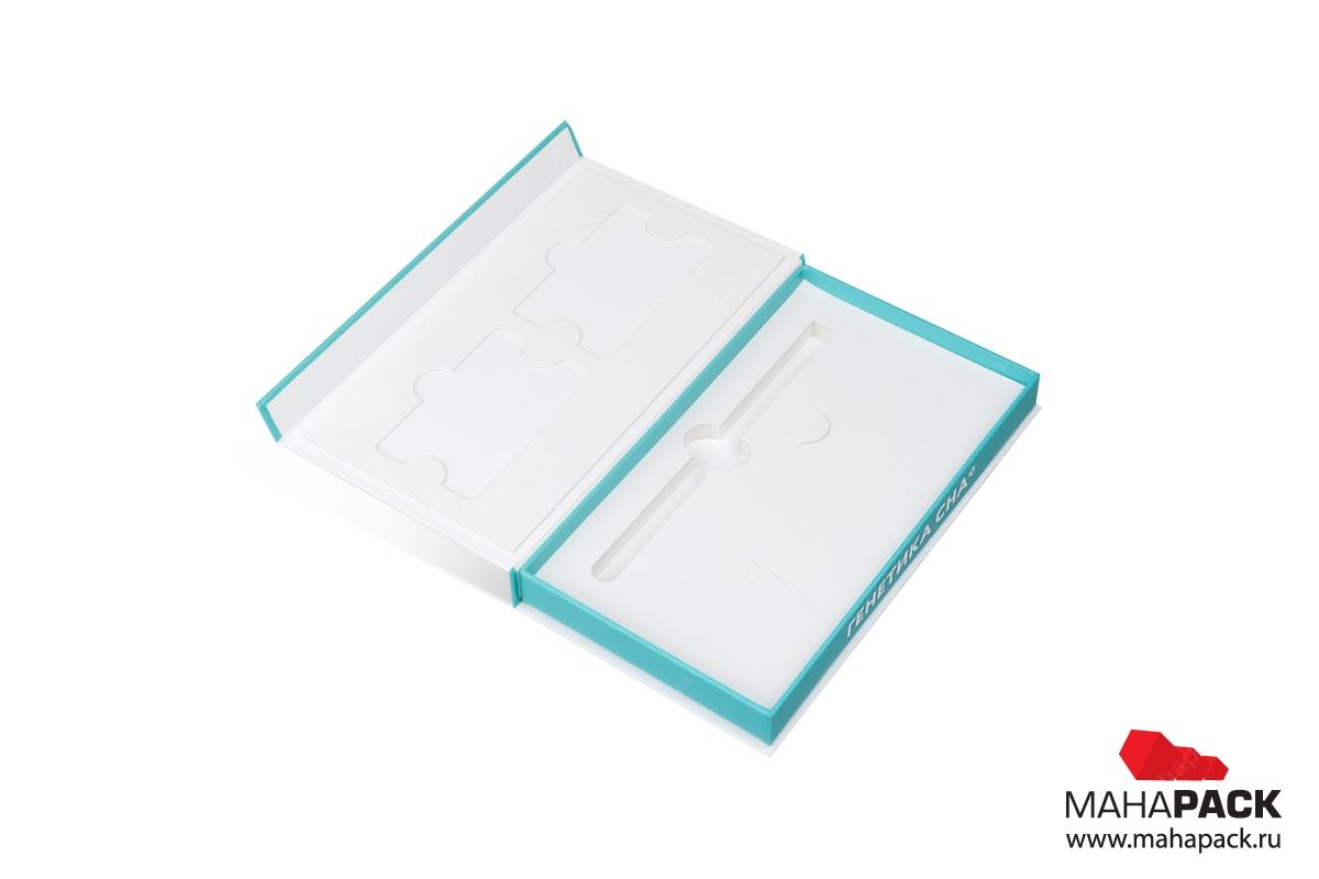 коробки на заказ с многокрасочной печатью