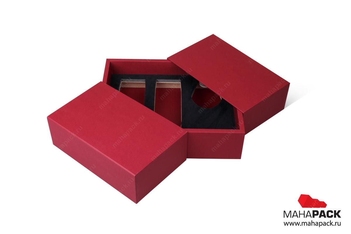 коробка пенал подарочная
