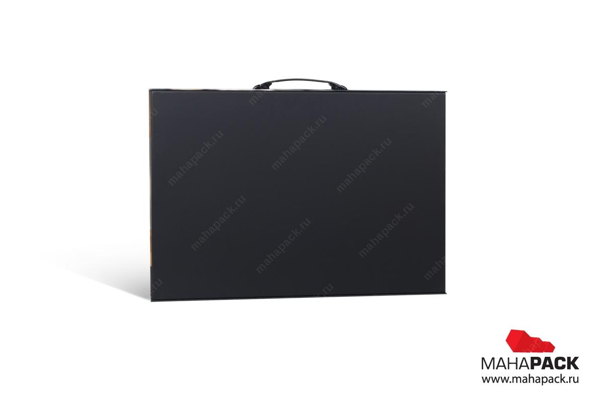 Коробка с навесной ручкой