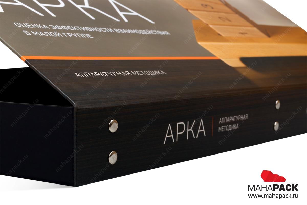 презентационная коробка-чемодан