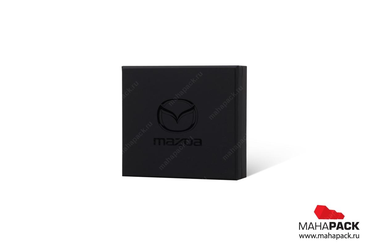 бизнес-упаковка с логотипом