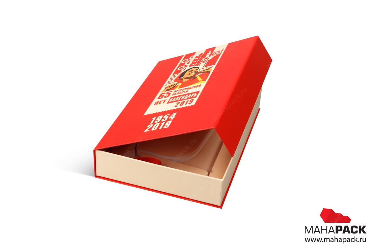 кашированная коробка - разработка дизайна и производство