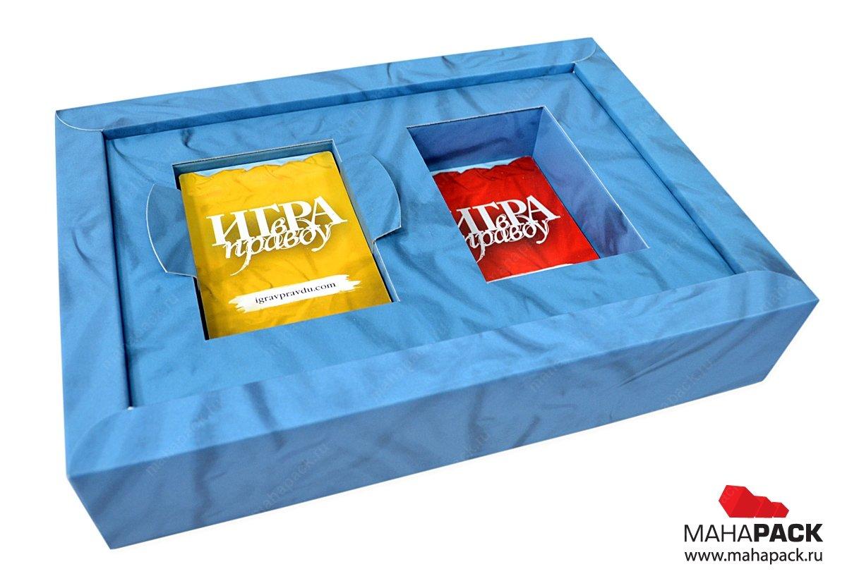 Подарочная коробка для настольной игры