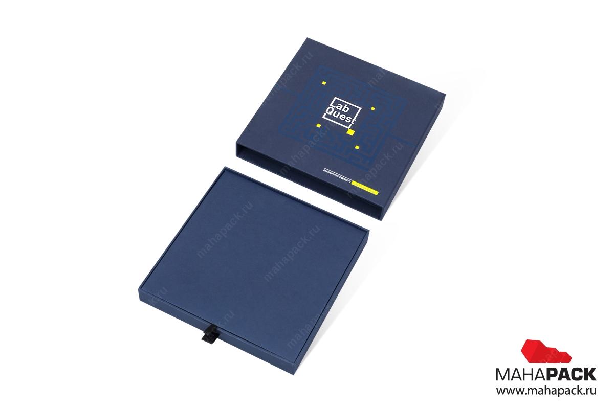 изготовление коробок с логотипом дизайн и производство
