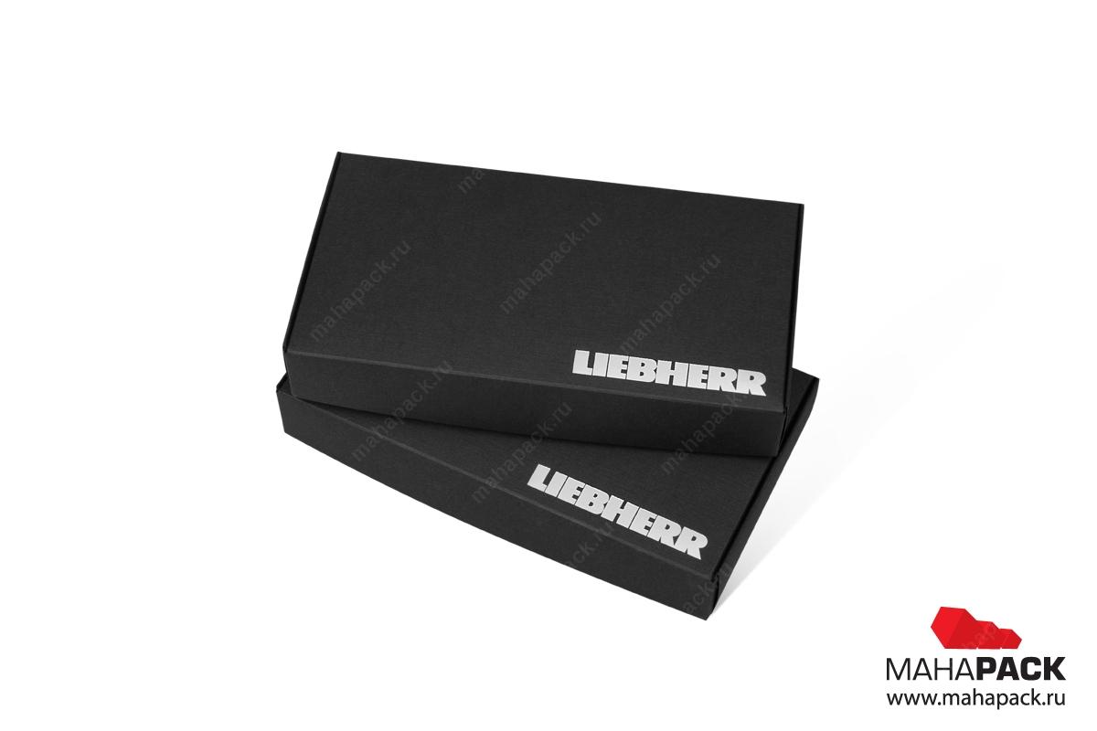 Самосборная коробка-самолет из МГК