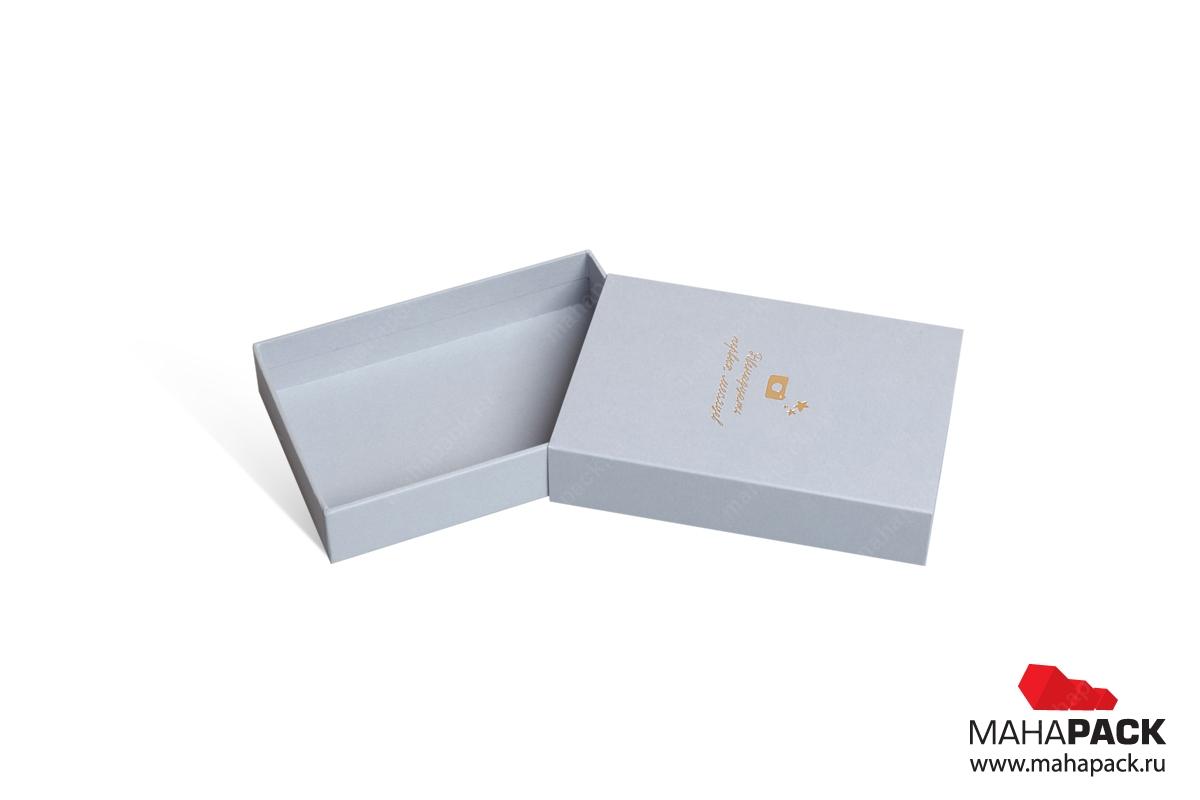 кашированная коробка - подарочная упаковка