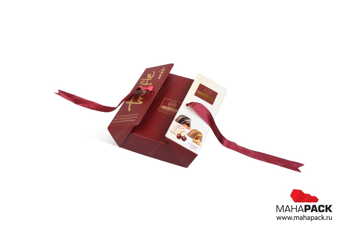 подарочные коробки разработка макета дизайн и производство