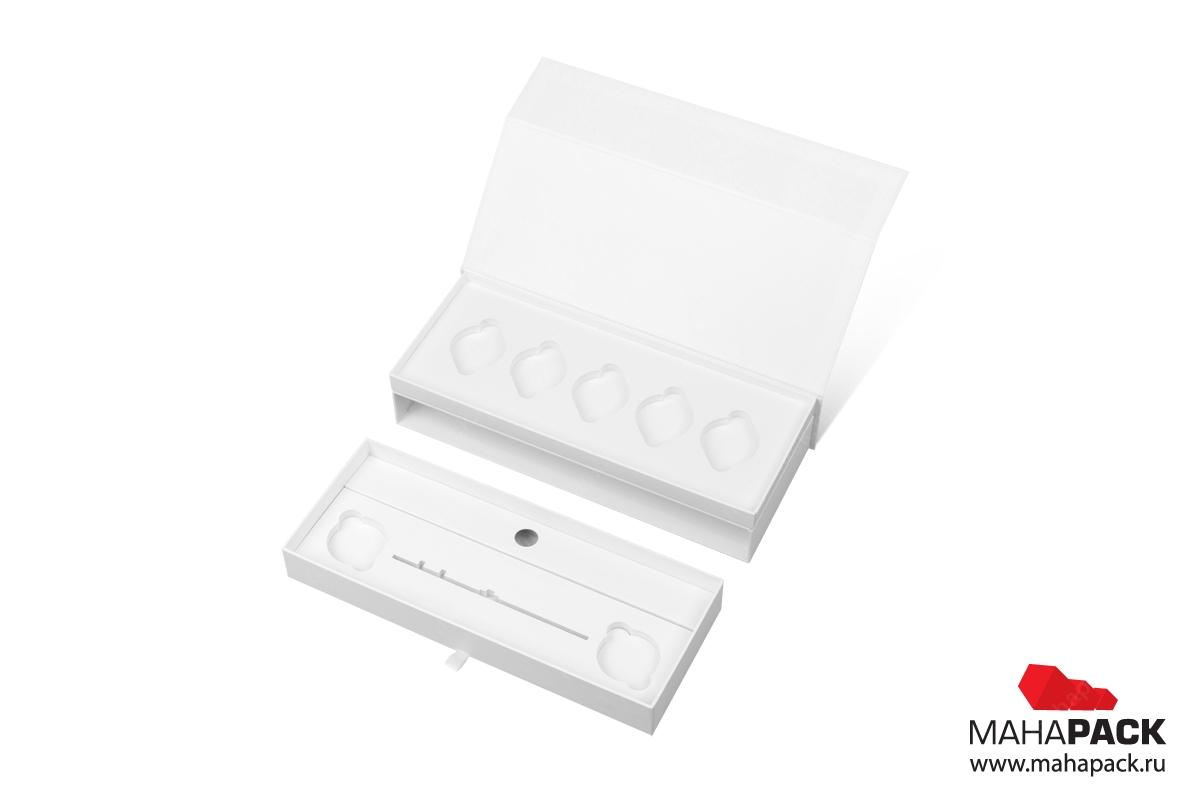 коробки на заказ с ложементом