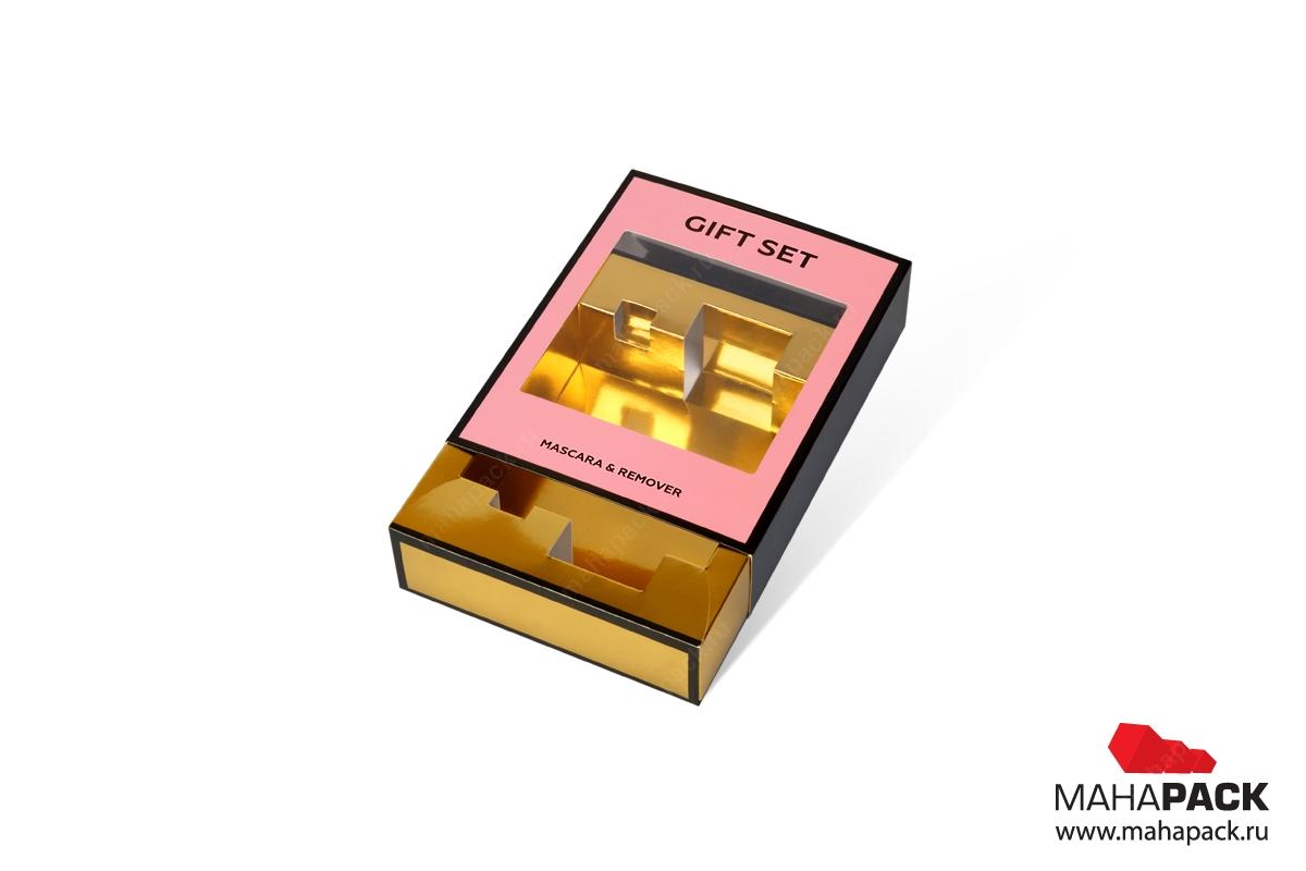 производство картонных коробок на заказ