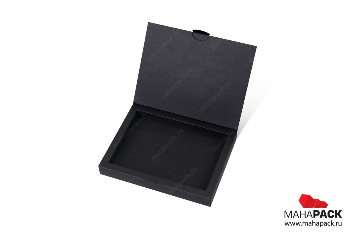 картонная коробка с двойным бортом