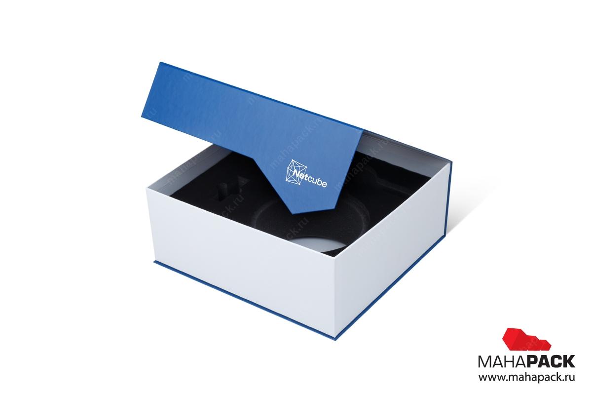 заказать подарочные коробки москва