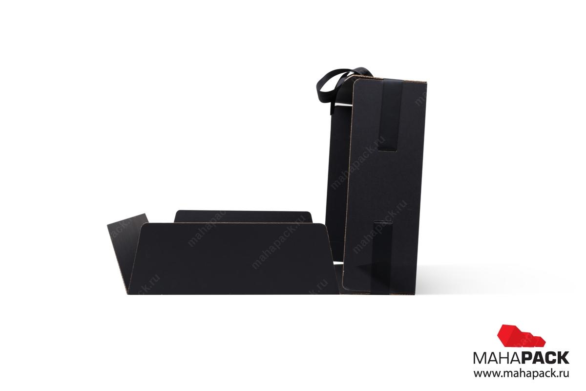 коробка из МГК на лентах