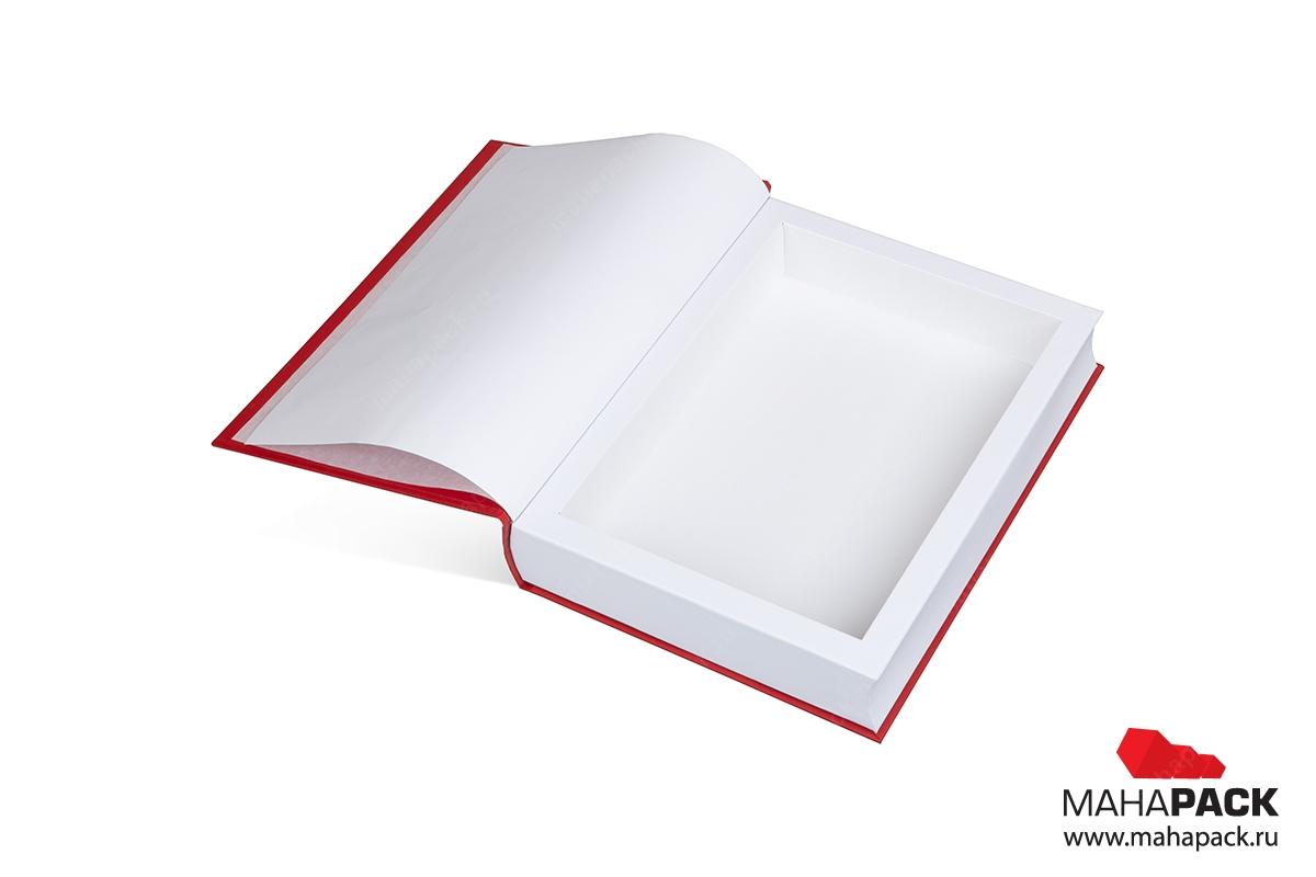 коробка-книжка в Москве – производство на заказ.