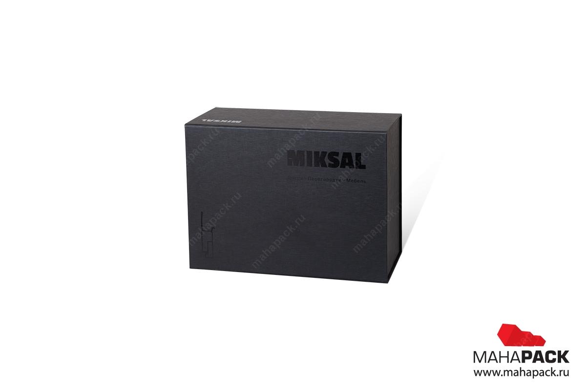 брендированные коробки на заказ Москва
