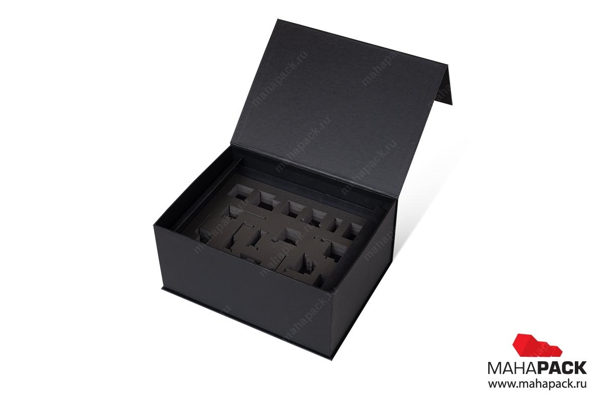 брендированные коробки под продукцию