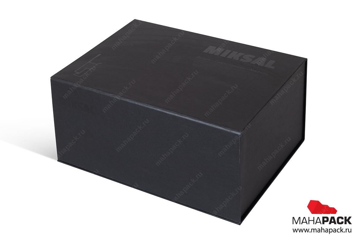 брендированные коробки кашированные