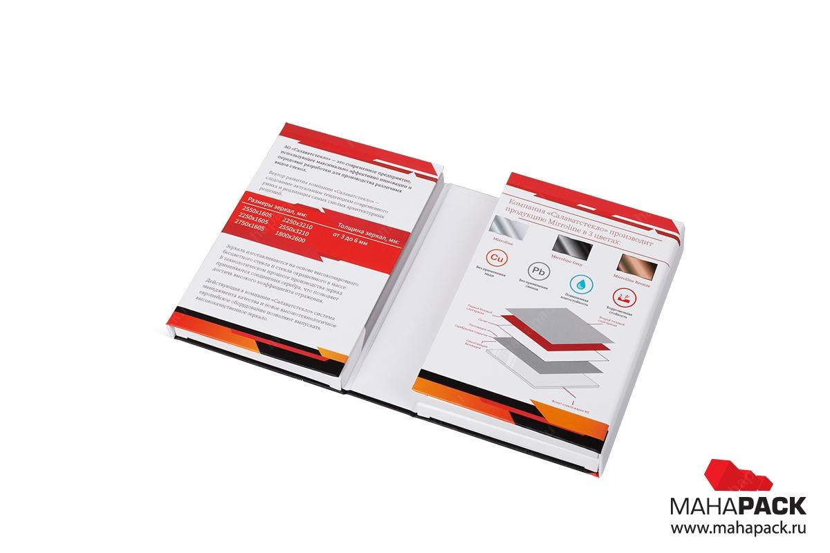 презентационная папка для продукции