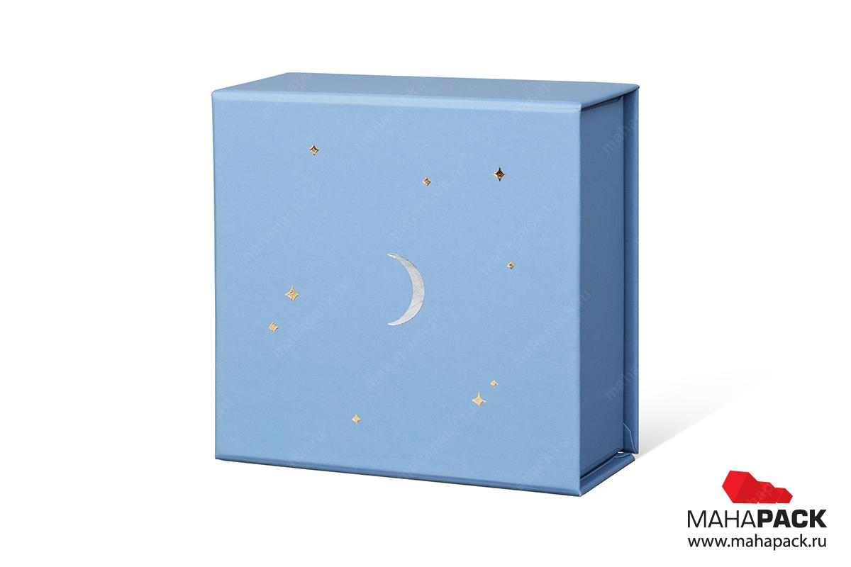 коробка на магните в Москве на заказ
