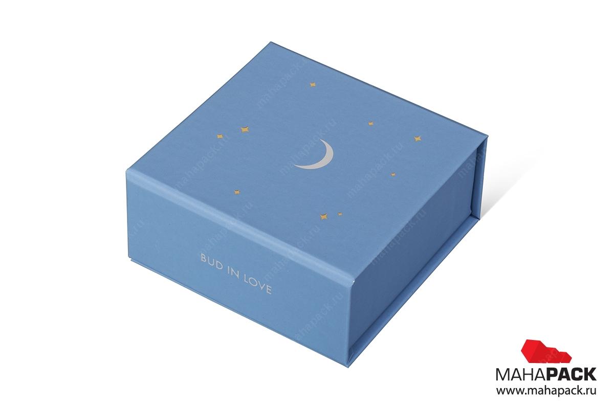 коробка на магните в Москве производство на заказ