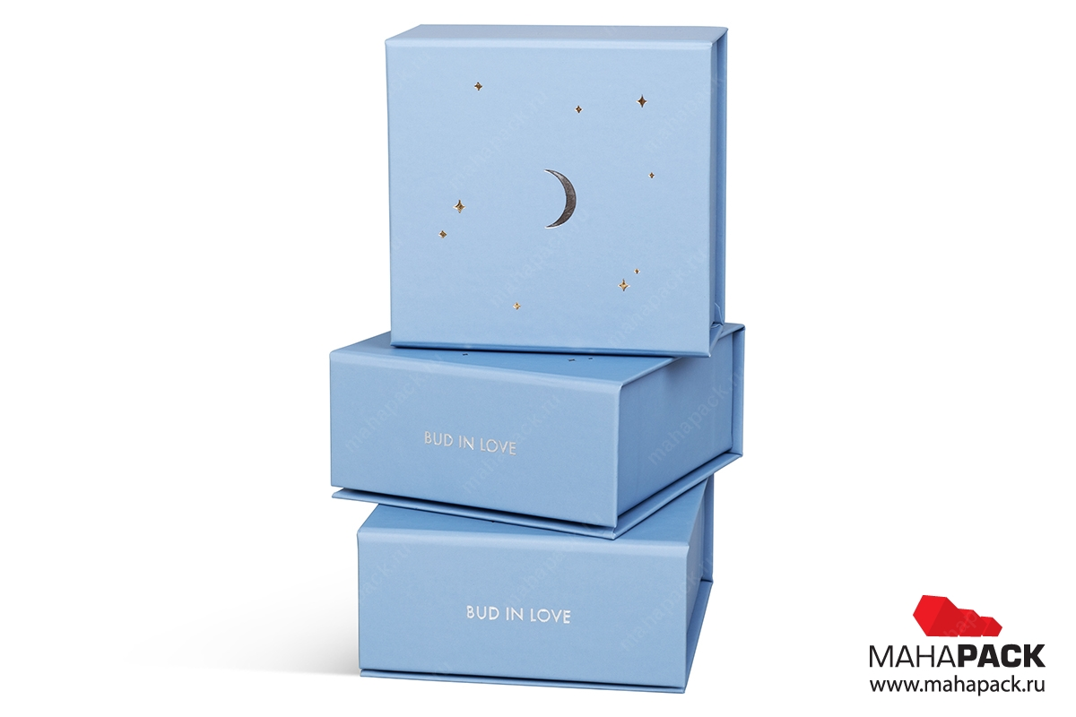 коробка на магните индивидуальный заказ