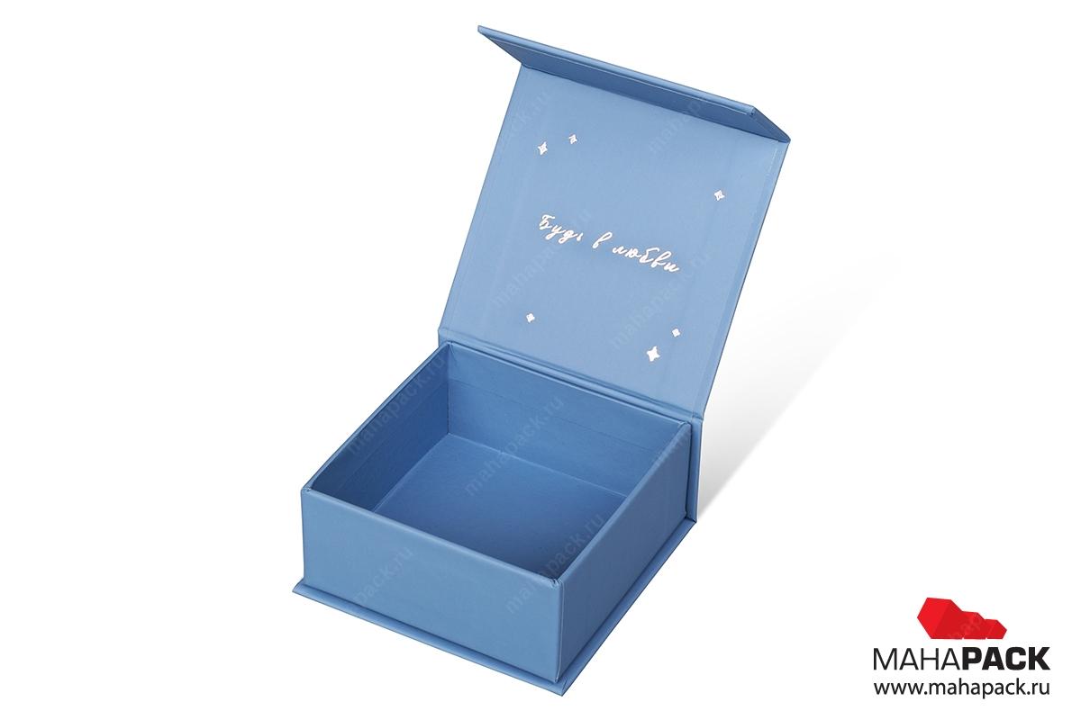 коробка на магните производство на заказ Москва