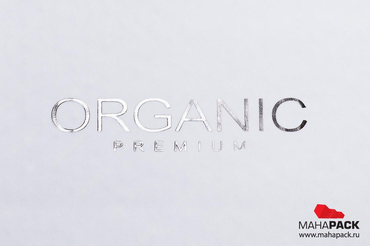 индивидуальная упаковка с логотипом производство в Москве