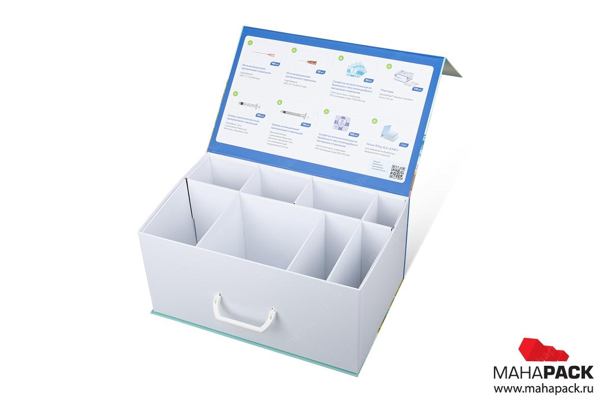 коробка производство в Москве – производство на заказ