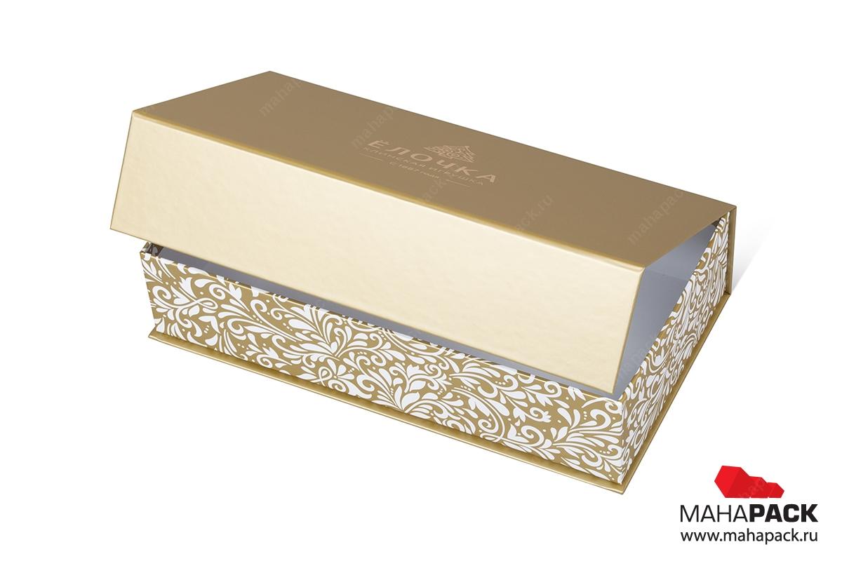 кашированная подарочная коробка для игрушек