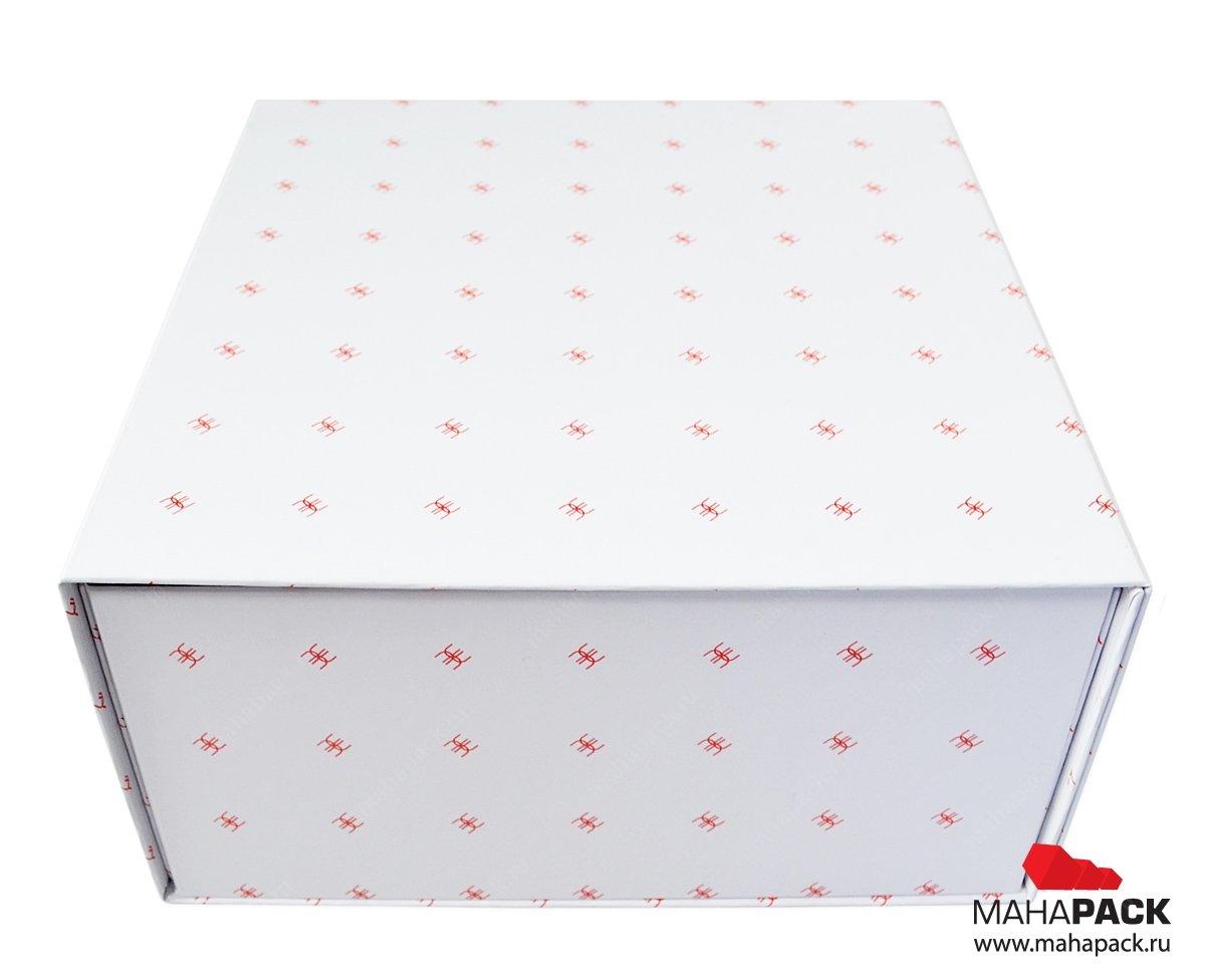 Коробка трансформер для подарочного набора