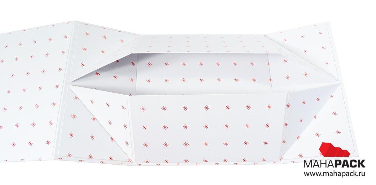 Самосборные коробки для сувениров на заказ