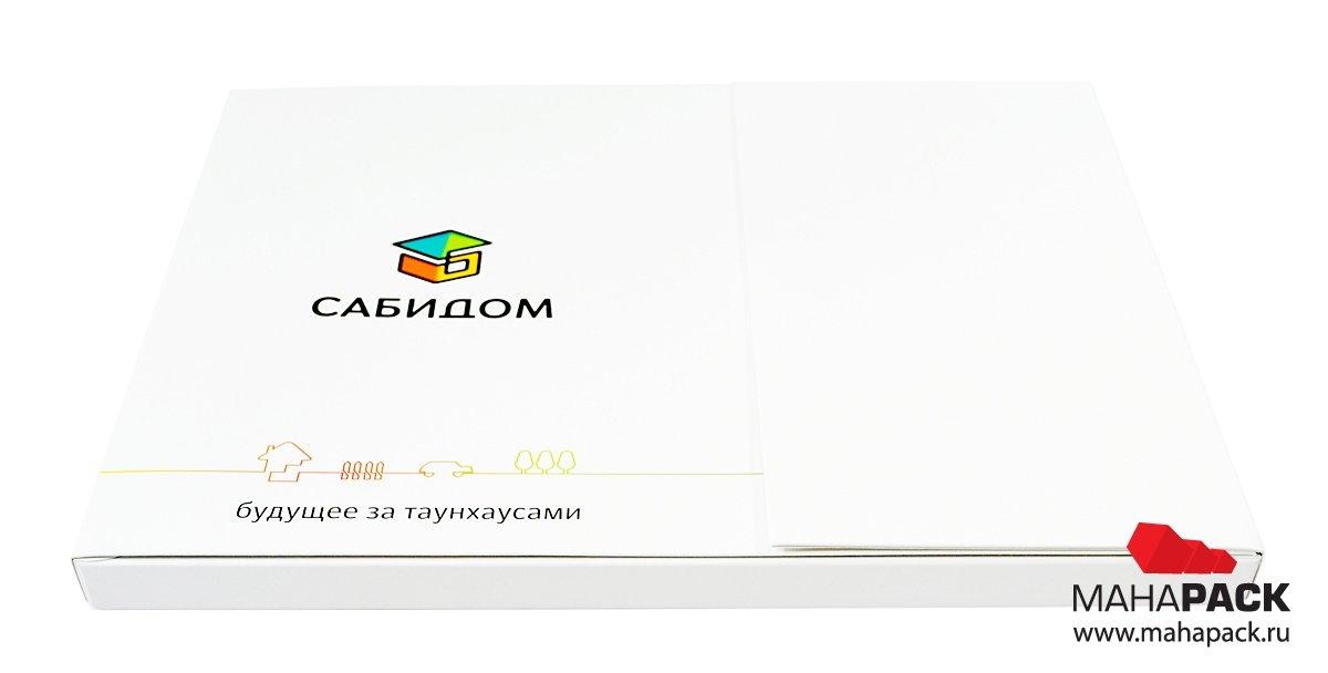 Упаковка бизнес для документов и сопроводительных материалов