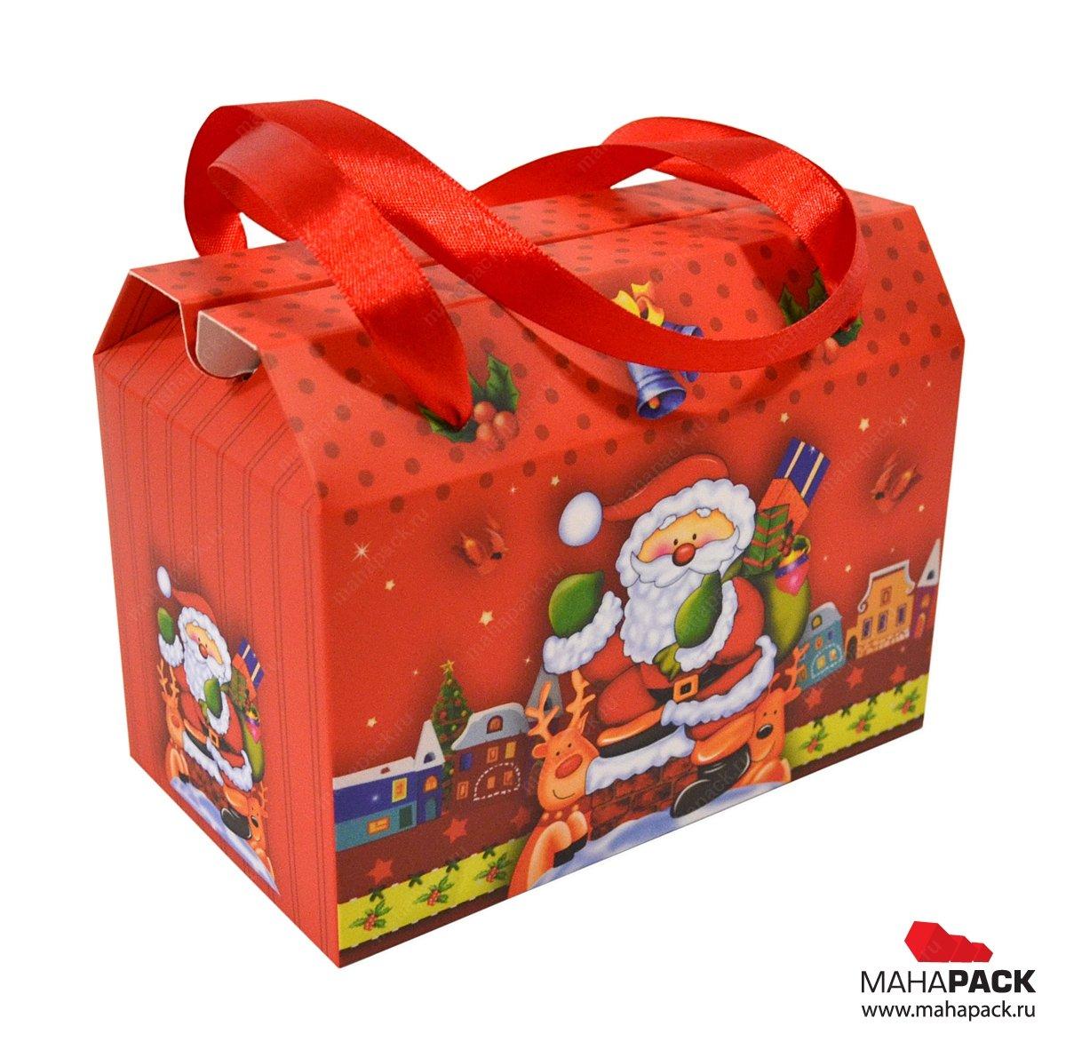 Коробка универсальная для подарков и сувениров