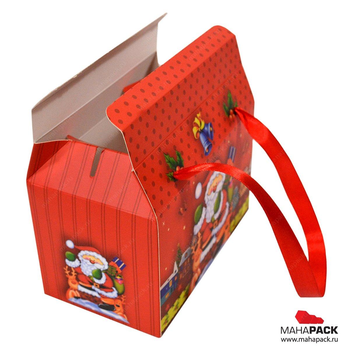 Изготовление упаковок-пакетов на заказ