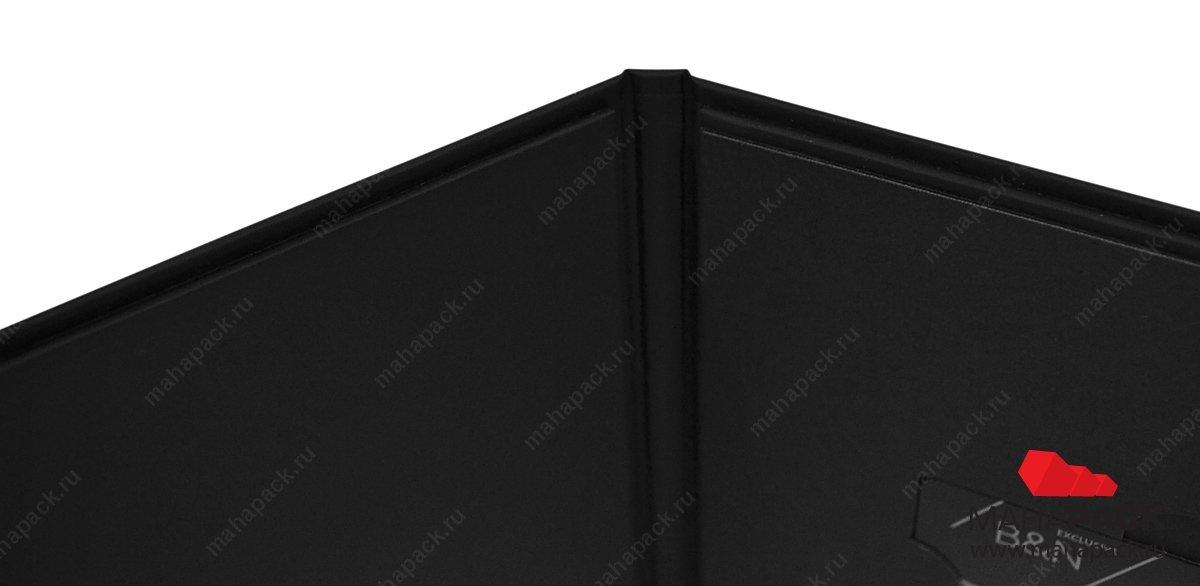Индивидуальная упаковка премиум для пластиковой карты