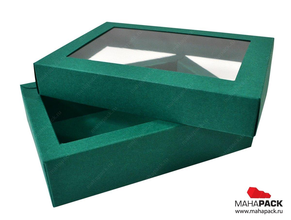 Изготовление подарочной упаковки из дизайнерского картона
