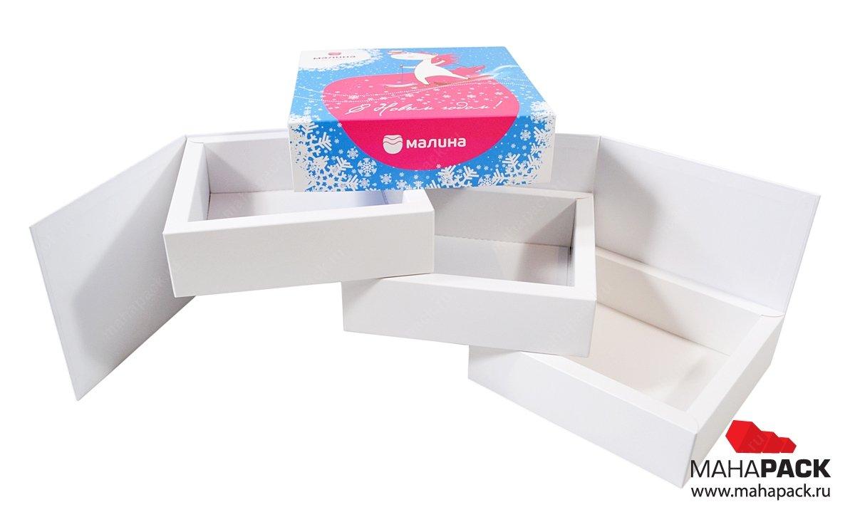 Производство подарочной упаковки для сувениров