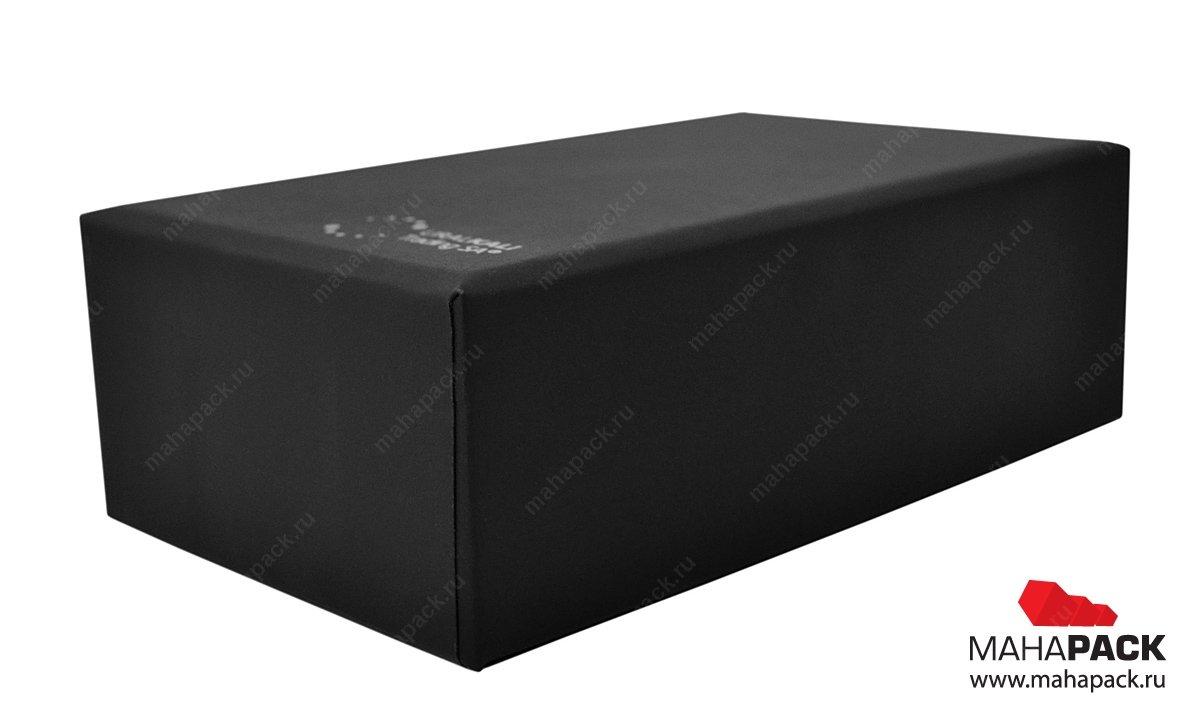 Кашированная коробка крышка дно для колонки