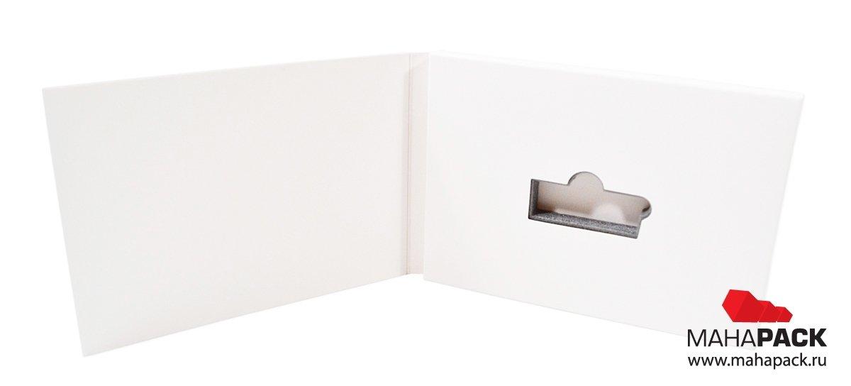 Современная упаковка для флэшки