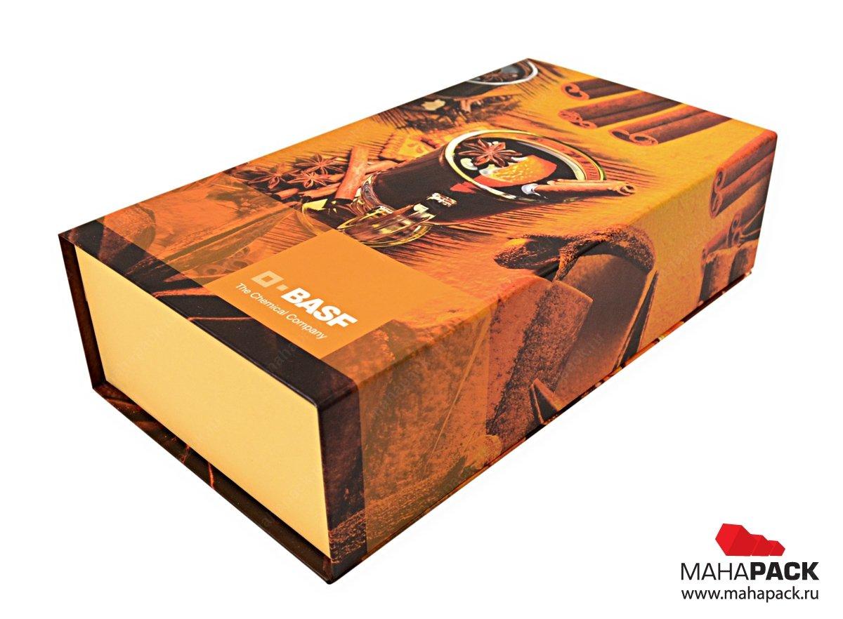 Подарочные коробки с перегородками на заказ